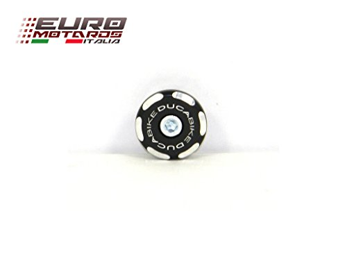 Ducati Monster S2R Ducabike Italy Right Front Axle Cap Bicolour Black