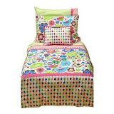 Botanical Multi 4 pc Toddler Bedding Set - 1
