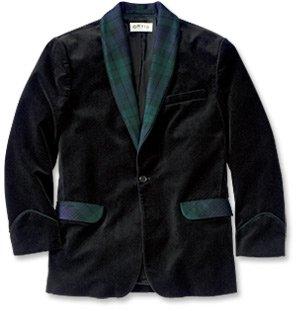 Smoking Jacket - Buy Smoking Jacket - Purchase Smoking Jacket (Orvis, Orvis Apparel, Orvis Mens Apparel, Apparel, Departments, Men, Suits & Sport Coats, Sport Coats & Blazers, Double-Breasted)