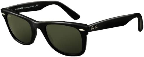 Ray-Ban Wayfarer Sunglasses (Green) (RB2140|901|50)