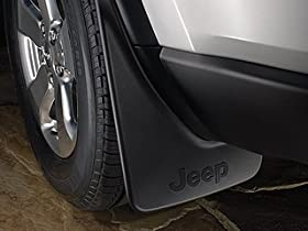 2011-2015 Jeep Grand Cherokee Front and Rear Deluxe Molded Splash Guards-Set of 4