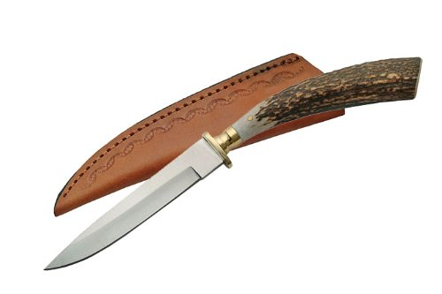 Szco Supplies Steel Stag Knife