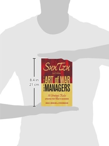 the art of war for managers The official website of puneet kuthiala explore his books, subscribe to the newsletters author of project management battlefield, pm-101 and notes on project management knowledge.