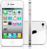 Apple iPhone 4S GSM Unlocked 16GB Smartphone - White