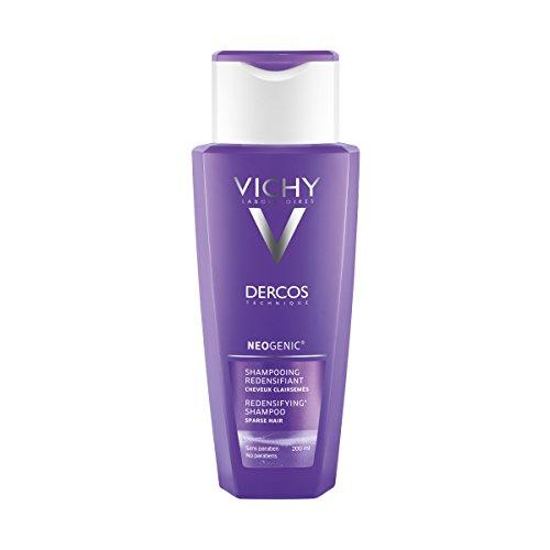 Dercos Neogenic Shampoo ridensificante di Vichy, Shampoo Unisex - Flacone 200 ml