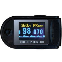 Cheap NatureSpirit Fingertip Oximeter With Four Directional Color Display 1.0 ea. (Quantity of 1) (B008RUUXKC)