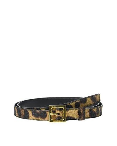 Dolce & Gabbana Cintura Marrone 90 cm