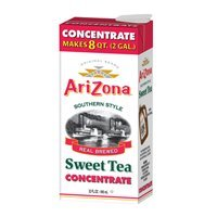 Arizona, Sweet Tea Concentrate, 32Oz Box (Pack Of 3)