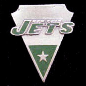 Team Design 3rd Ed. NFL Pin - New York Jets at Amazon.com