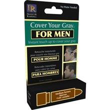 Irene Gari Cover Your Gray For Men Medium Brown Stick (Pack of 6)