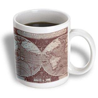 Ps Vintage - Vintage Atlas Expedition - 15Oz Mug (Mug_123708_2)