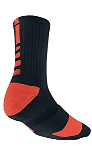 NIKE ELITE CREW BASKETBALL SOCKS (EXTRA LARGE) MENS SX3694