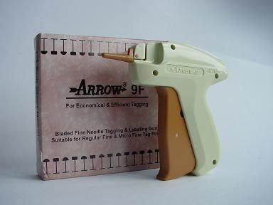 Pistolet d'étiquetage aRROW 9F kombinadel fin (fine)