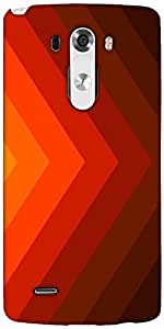 Sunshine Anchor Verti 2433 Designer Protective Back Case Cover For LG G3