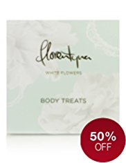 Florentyna White Flowers Body Treats Kit