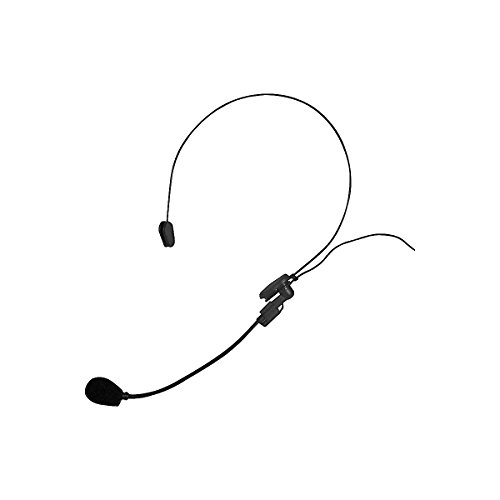 Nady Hm-5U Headset Mic Black 3.5 Mm