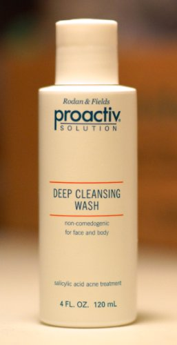 PROACTIV SOLUTION DEEP CLEANSING WASH