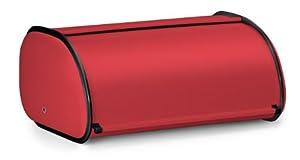 Polder 210201-30 Deluxe Bread Box, Red