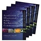 Zondervan Illustrated Bible Backgrounds Commentary Set (New Testament) (Soft Cover) (4 Volume Set)