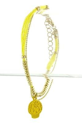 Tiffany & Zara Skull Bead Bracelet from Karmas Canvas