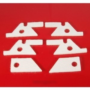 Why Should You Buy Felt Way Wiper Set for Bridgeport Mill Milling Machine