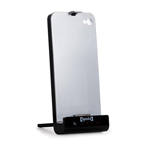 Opteka Sc-Ip4 2000Mah Battery Solar Charger Case For Iphone 4 & 4S Phones