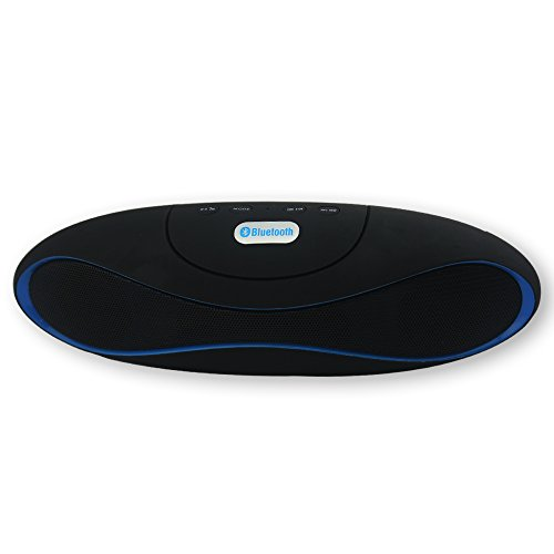 3 in 1 Portable Wireless Bluetooth Speaker/Mini HI-FI/Stereo with Built-in Microphone