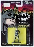 Batman Returns Die-cast Metal Catwoman - 1