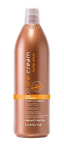 Inebrya ICE CREAM Curl Shampoo per capelli ricci e mossi 1000 ml