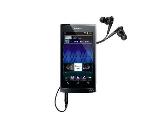 SONY ウォークマン Zシリーズ [メモリータイプ] 16GB ブラック NW-Z1050/B