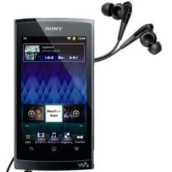 SONY ウォークマン Zシリーズ [メモリータイプ] 64GB ブラック NW-Z1070/B