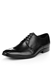 Autograph Leather Pointed Toe Gibson Shoes