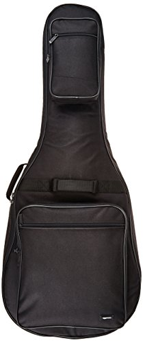 Black Acoustic Guitar Dreadnought Bag