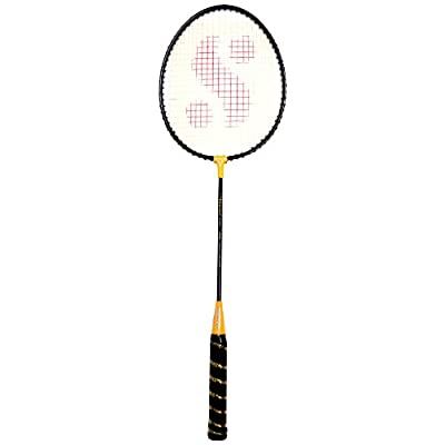 Silver's Marvel Sheep Gutted Badminton Racquet (Multicolor)