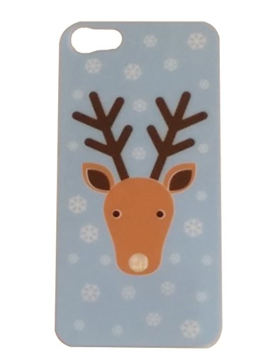Let It Glow Holiday Led Light Up Iphone 5/5S Case (Reindeer)