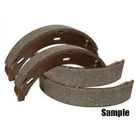 Centric Parts 111.06300 Brake Shoe