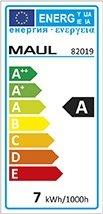 MAUL-LEDTischleuchte-MAULpulse-colour-vario-silber-EEK-A