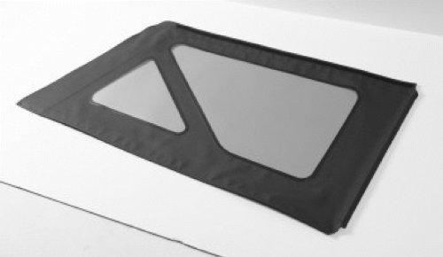 Bestop 58135-35 Black Diamond Tinted Window Kit For Sailcloth Replace-A-Top, 11-12 4Door Wrangler Jk Unlimited