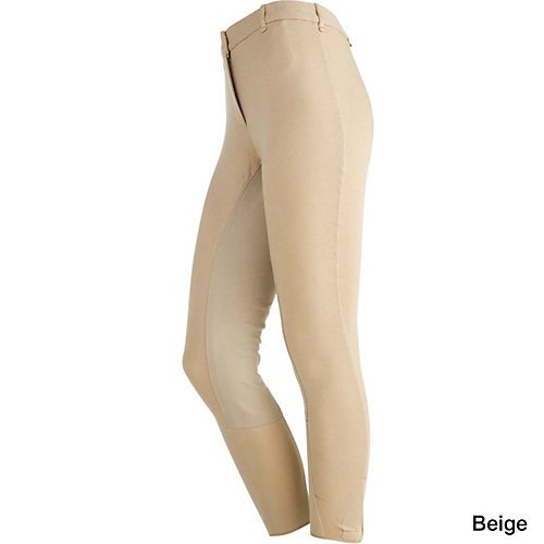 On Course Knee Patch Breech Cappuccino 32 Regular