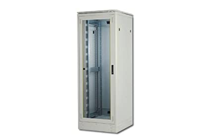 """Digitus Professional Line 26U 19"""" Cabinet - Estantería (Gris, 75 kg, 600 x 800 x 1310 mm, 26U, 500 Kg)"""