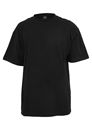 TB006 'Urban Classics' T-Shirt Tall Tee M-6XL (Various Colours), Größe:M;Farbe:black
