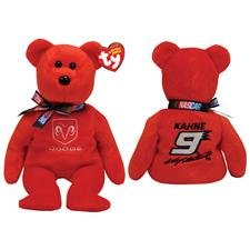 Ty NASCAR Kasey Kahne # 9 - Bear