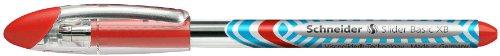 schneider-151202-slider-xb-stylo-bille-rouge-lot-de-10