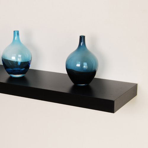 12-Inch Wide Floating Shelves
