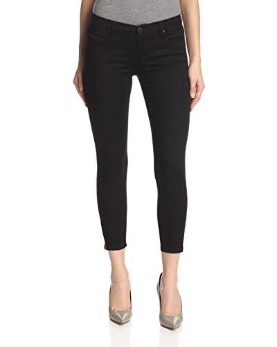 BLANKNYC Women's Love Sick Crop Skinny Jean