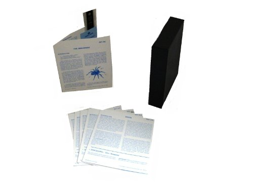 American Educational Microslide Arachnids Lesson Set