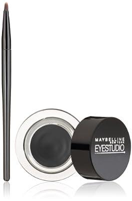 Maybelline New York Eye Studio Lasting Drama Gel Eyeliner, 0.106 Ounce