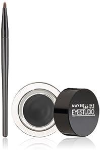 Maybelline New York Eye Studio Lasting Drama Gel Eyeliner, Blackest Black 999LDG-950, 3g