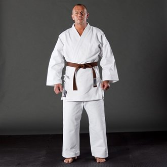 Blitz Sport Adult Traditional Jujitsu Suit 4/170cm White