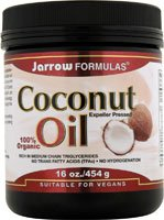 Coconut Oil (Organic) 16 Ounces